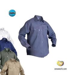 Camisa de Trabajo Ombu | Ropa de Trabajo Grafa Premium | Todos los Colores