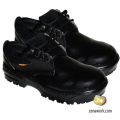 Zapatos de Seguridad Thakna Cuero Box Suela de Goma Febo Puntera de Acero