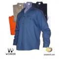 Camisa de Trabajo Worker | Todos los colores