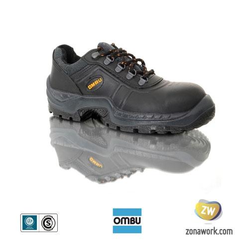 d2d8477d Zapatos de Seguridad Ombu Modelo Ozono | Calzado de Seguridad Certificado  Bajo Normas IRAM