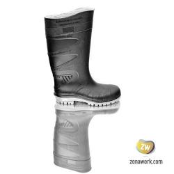 Botas de Lluvia Ombu PVC media caña