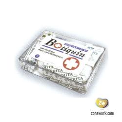 Botiquín Polipropileno Cristal 10 Elementos 160x110x25