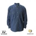 Camisa de Jean Worker