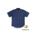 Camisa de Jean Clásica Worker